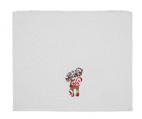 Πετσέτα μπάνιου Christmas Reindeer 30x50 cm