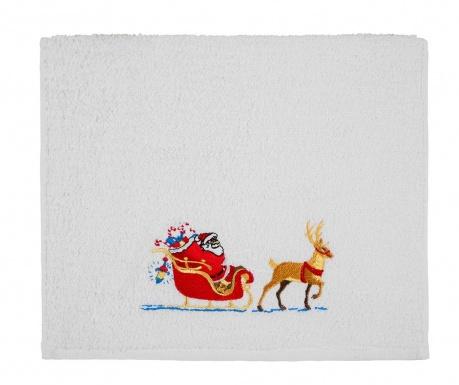 Πετσέτα μπάνιου Santa Gifts 30x50 cm