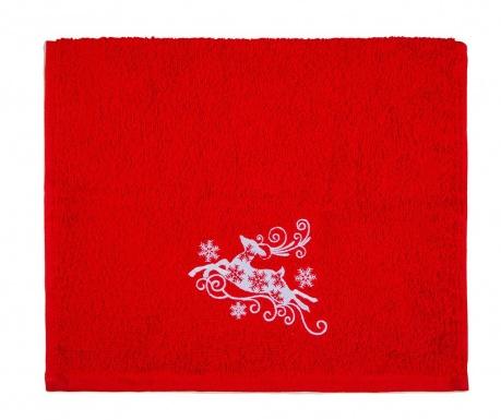 Πετσέτα μπάνιου Reindeer Curl 30x50 cm