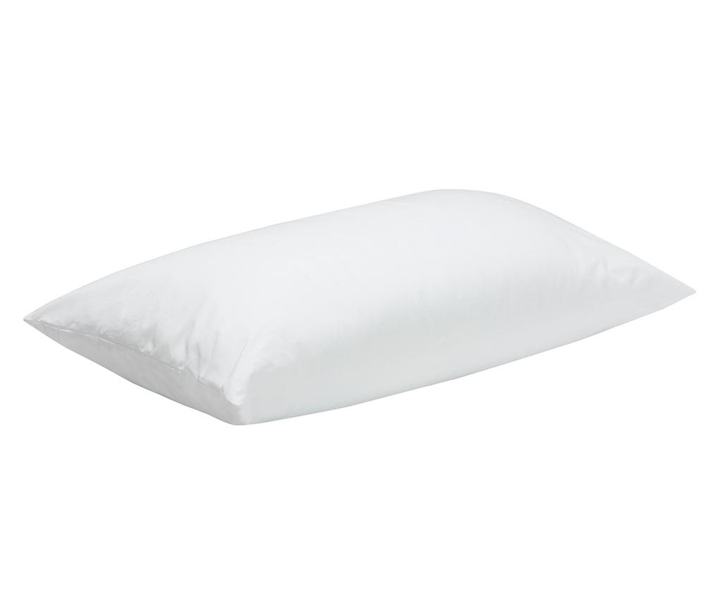 Prevleka za vzglavnik Quality White 40x75 cm