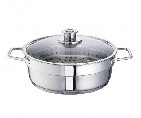 Κατσαρόλα για  μαγείρεμα με ατμό Wega 6.5 L