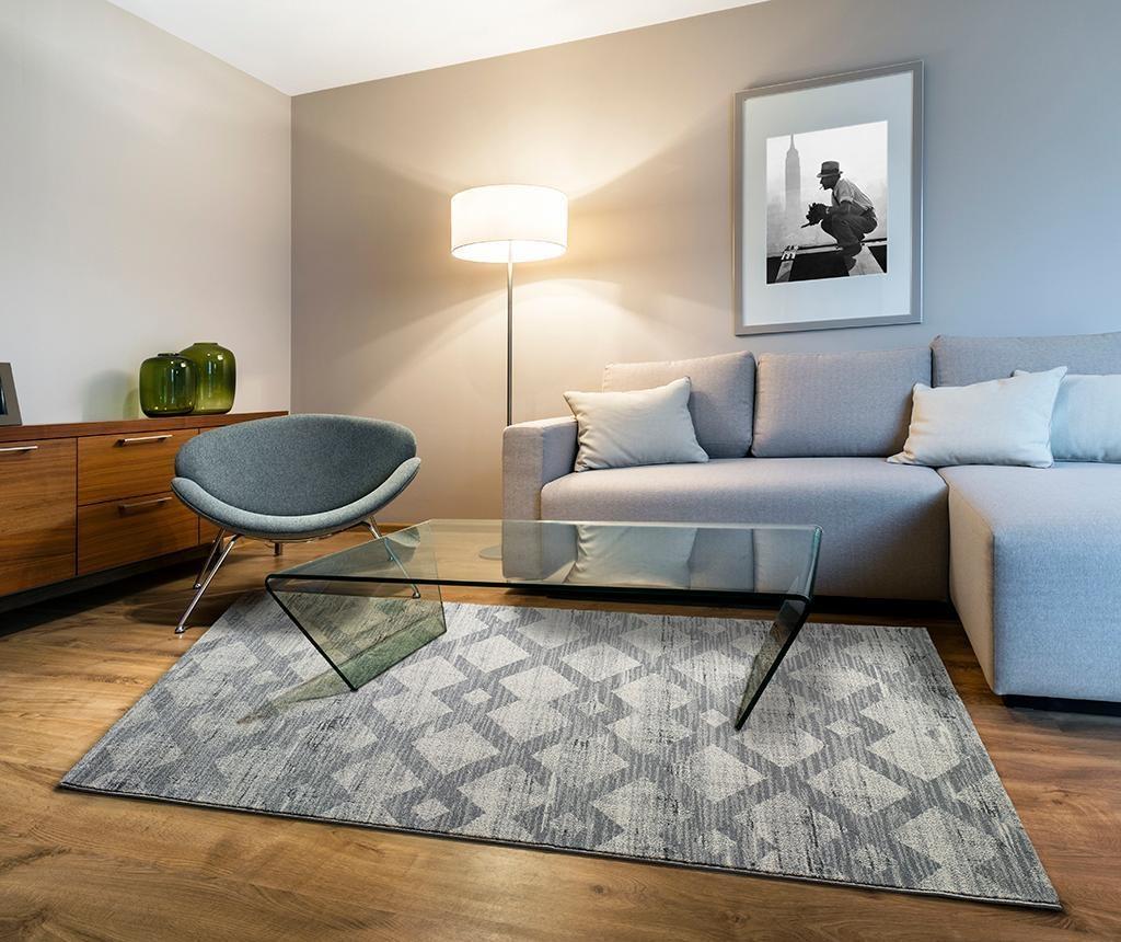 Tepih Adra Grey 57x110 cm