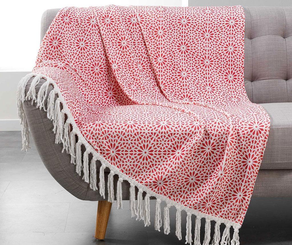 Priročna odeja Tunis Orange 125x150 cm