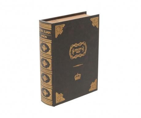 Кутия тип книга Don Juan