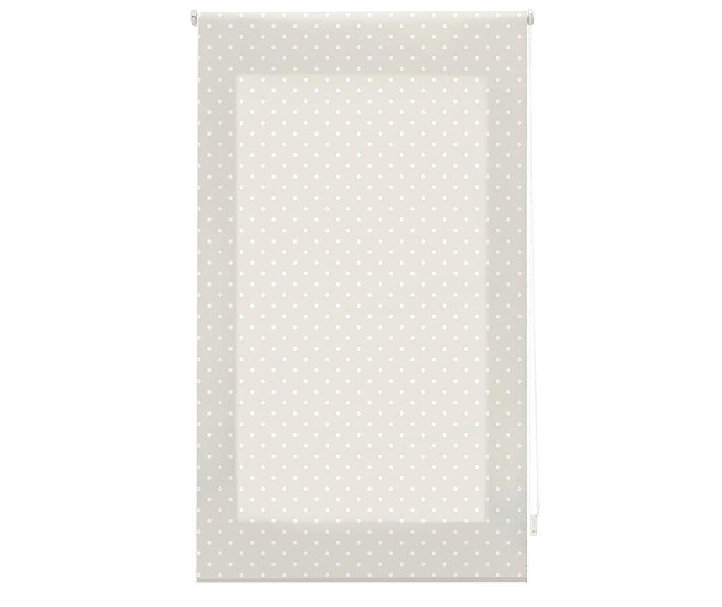 Dots Beige Roletta 100x180 cm
