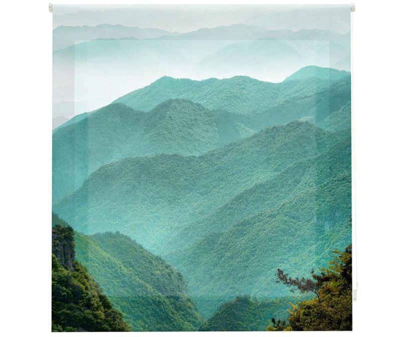 Rolo zavjesa Mountain Path 160x180 cm