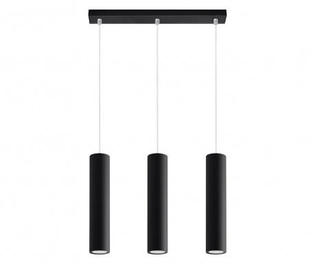 Závesná lampa Castro Trio Black