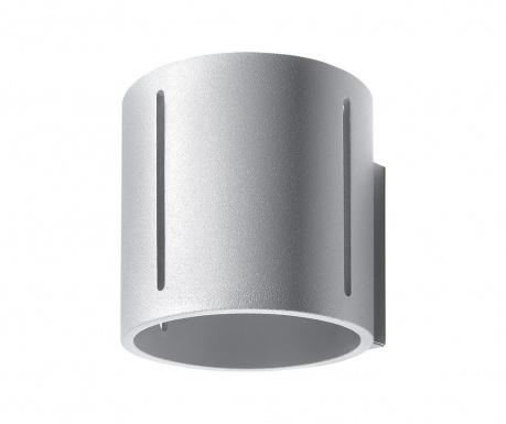 Nástenné svietidlo Vulco Grey