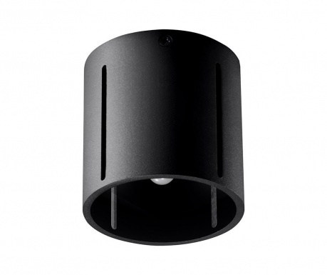 Stropné svietidlo Vulco Black