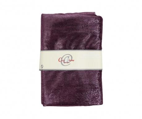 Dekoracyjny materiał tekstylny Glamour Purple 150x300 cm