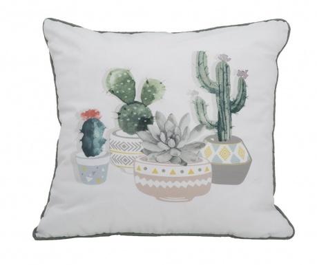 Διακοσμητικό μαξιλάρι Cactus Garden 45x45 cm