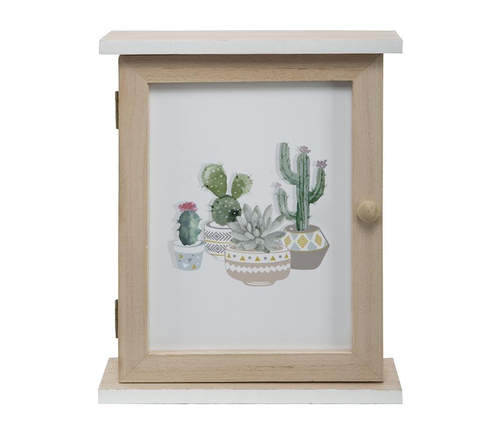 Držalo za ključe Cactus Garden