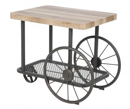 Stolek Manhattan Wheels