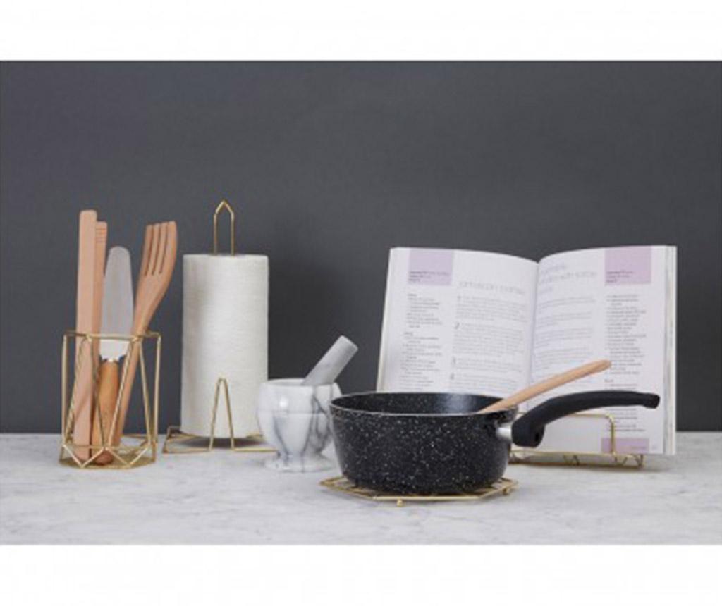 Поставка за кухненски прибори Gold