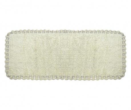 Kupaonski tepih Avorio Grey 50x160 cm