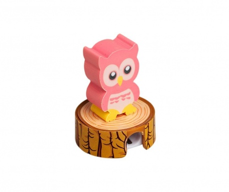 Owl Ceruzahegyező