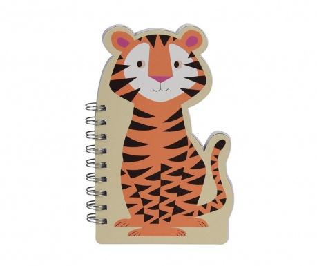 Tiger Jegyzetfüzet