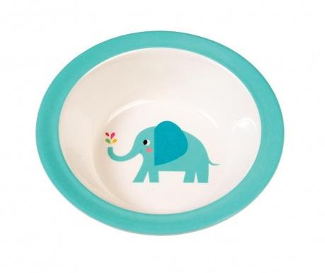 Elvis the Elephant Mély tál gyerekeknek 300 ml