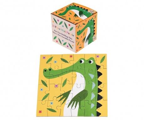 Παζλ 24 κομμάτια Crocodile