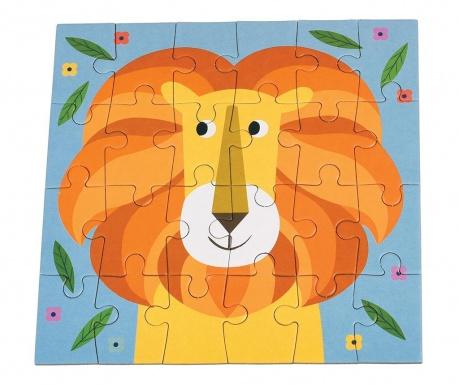 Παζλ 24 κομμάτια Charlie the Lion