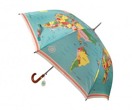 Ομπρέλα Gentleman Map