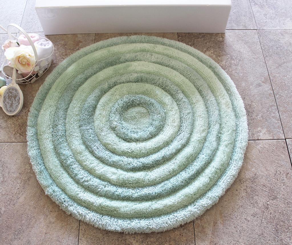 Tepih za kupaonicu Alessia Mint 90 cm