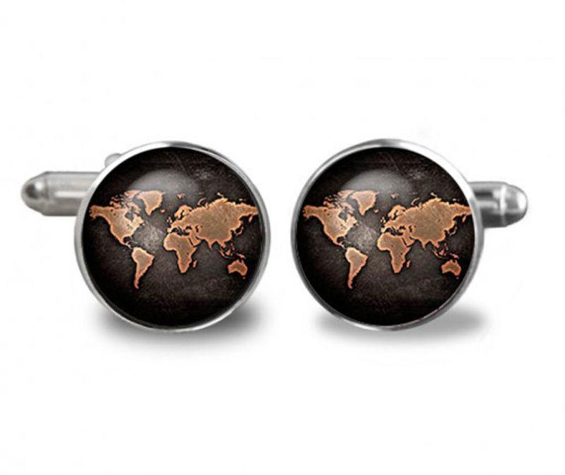 Butoni camasa Globe