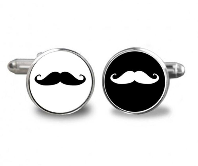 Butoni camasa Moustaches