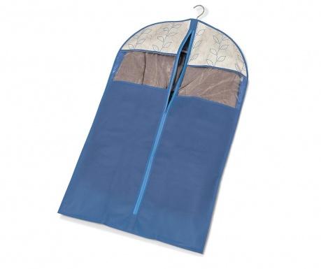 Obal na oblečení Bloom Blue 60x100 cm