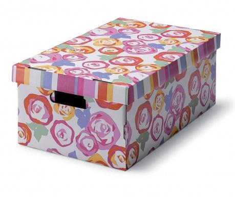 Pudełko z pokrywką do przechowywania Rose