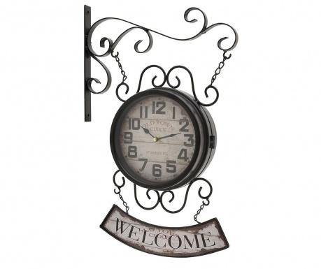 Ceas de perete Old Welcome