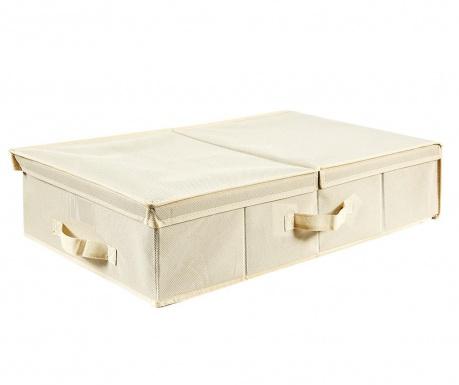 Pudełko do przechowywania z pokrywką London Cream