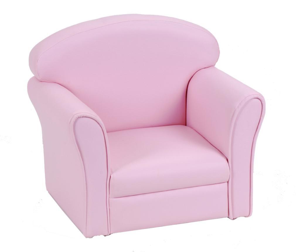 Dječja fotelja Club Pink