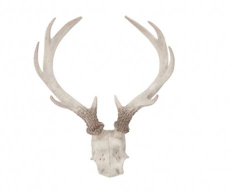 Nástenná dekorácia Antlers Grey S