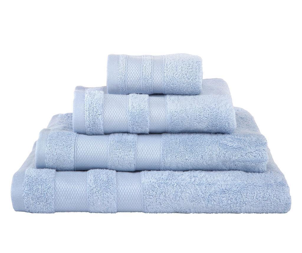 Kopalniška brisača Tender Blue 30x50 cm