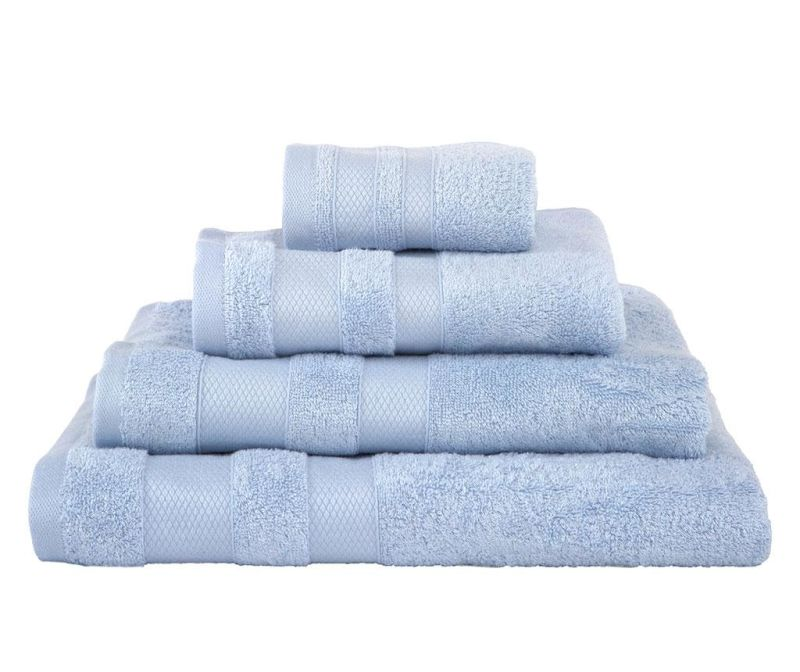 Kupaonski ručnik Tender Blue 50x90 cm