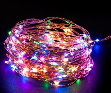 Svetlobna veriga Microlight Multicolor
