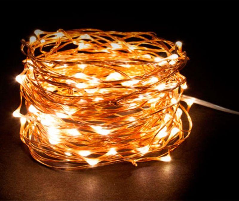 Svjetleća girlanda Microlight Warm