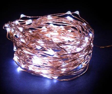 Светеща гирлянда Microlight White