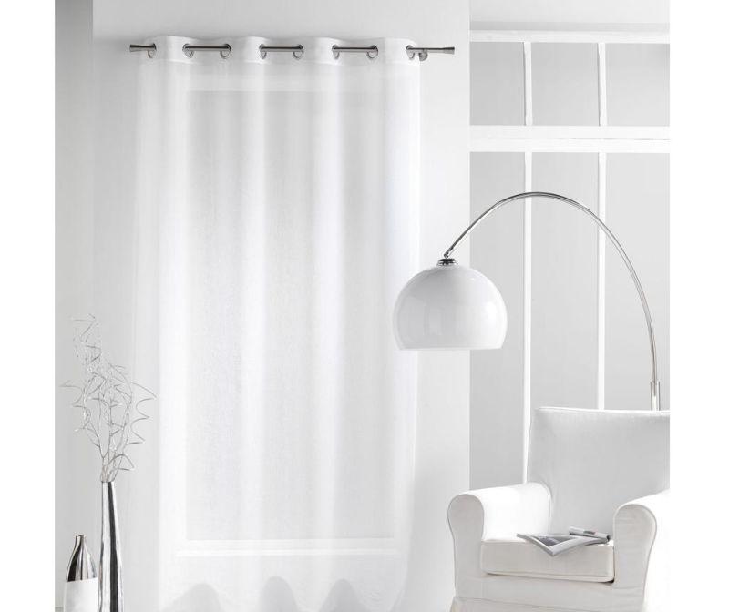 Paloma White Függöny 140x240 cm