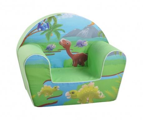 Fotel dziecięcy Dinosaurier
