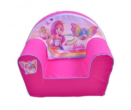 Fotel dziecięcy Princess Barbie