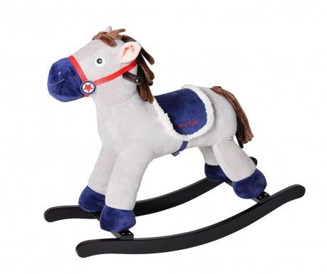 Bujak Horse Fritz White
