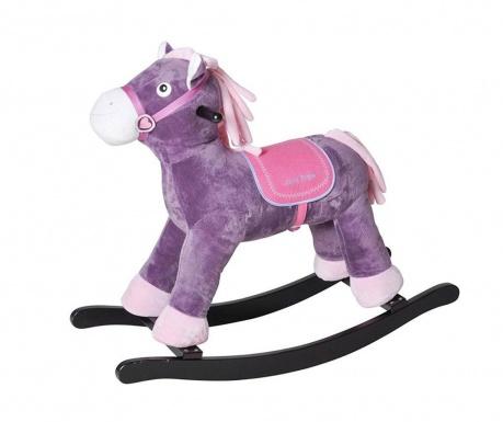 Bujak Horse Fritz Purple