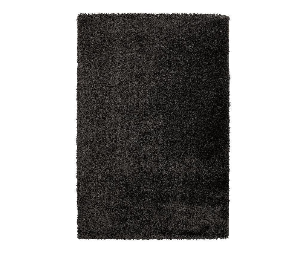Preproga Loft Black 200x290 cm