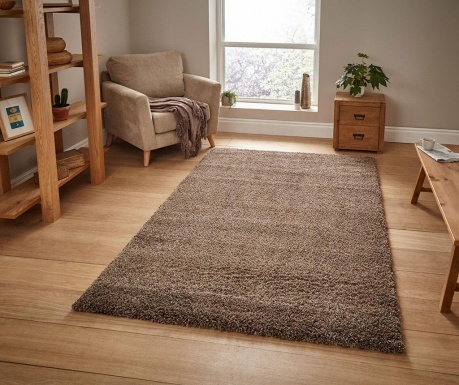 Koberec Loft Light Brown 200x290 cm
