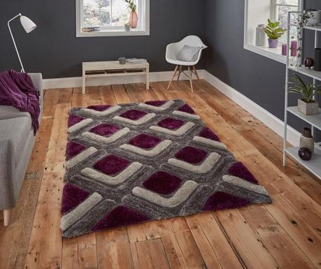 Tepih Noble House Grey & Purple