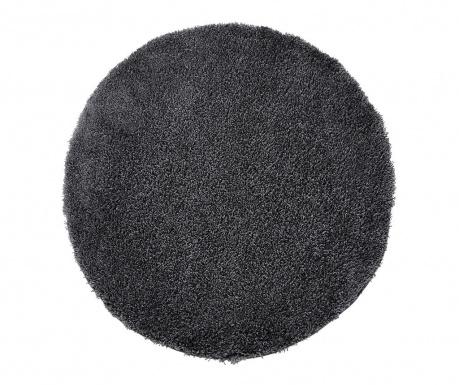 Килим Vista Circle Dark Grey 133 см
