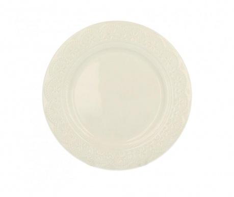 Lace Elegant Desszertes tányér
