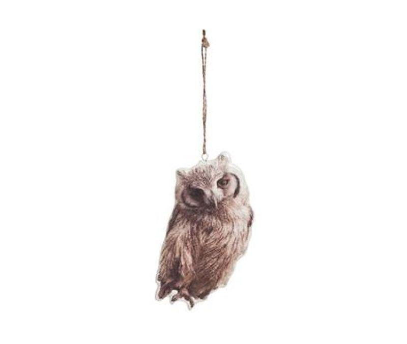 Decoratiune suspendabila Owl Brown